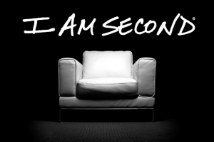I am second black background